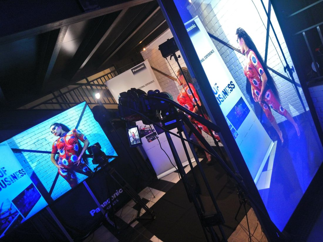 Panasonic event